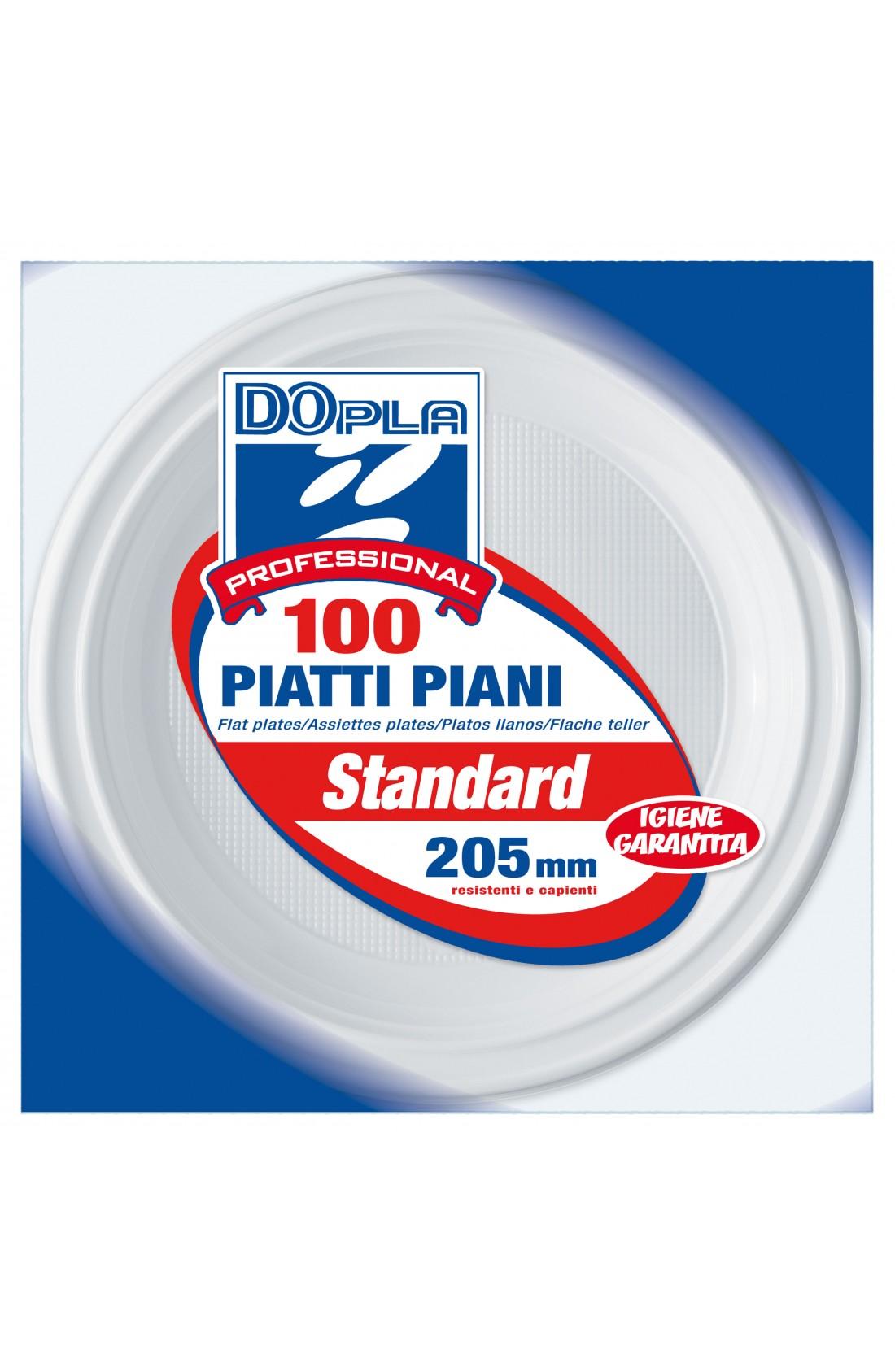 Piatti piani standard - PS