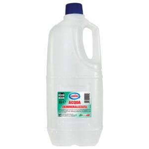 Acqua distillata / demineralizzata 2 litri