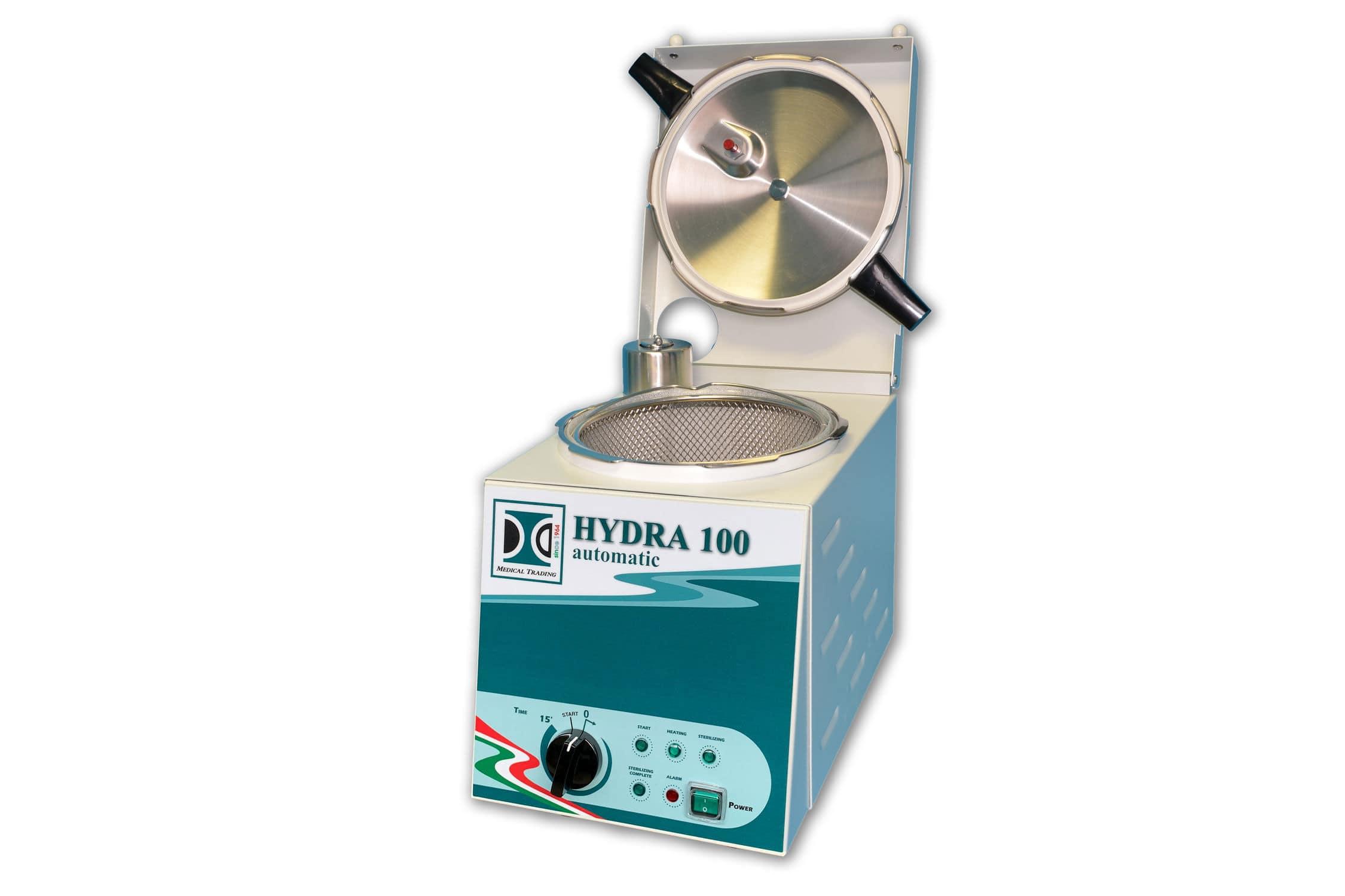 Autoclave - Hydra 100 Automatic