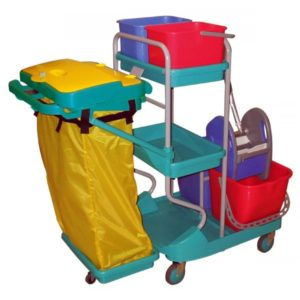 Carrello Top Evolution Mega