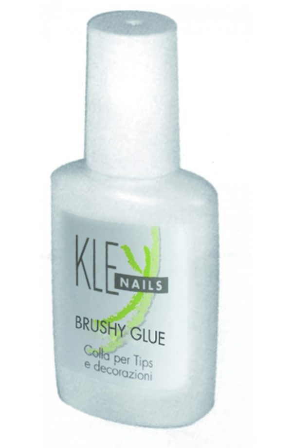 Brushy glue