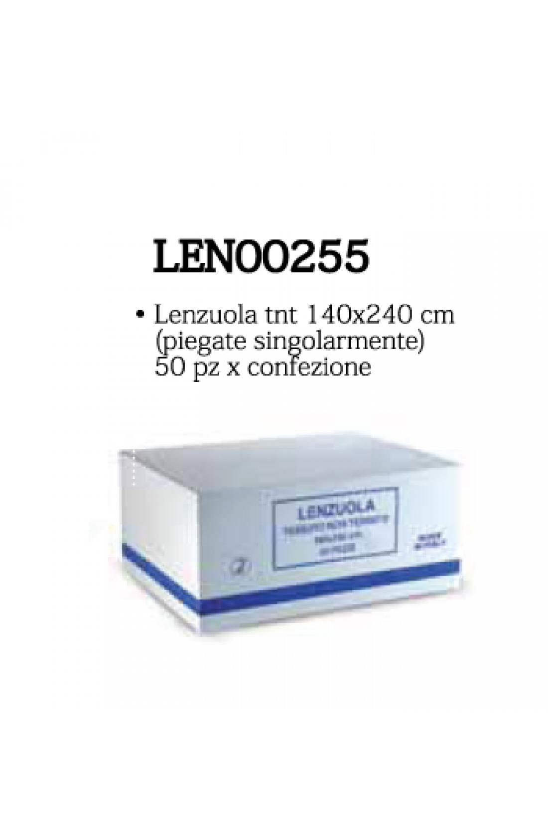Lenzuola in TNT