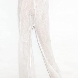Pantalone per pressoterapia in TNT con elastico chiuso