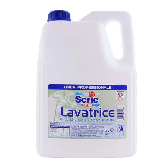 Scric lavatrice liquido 5 kg