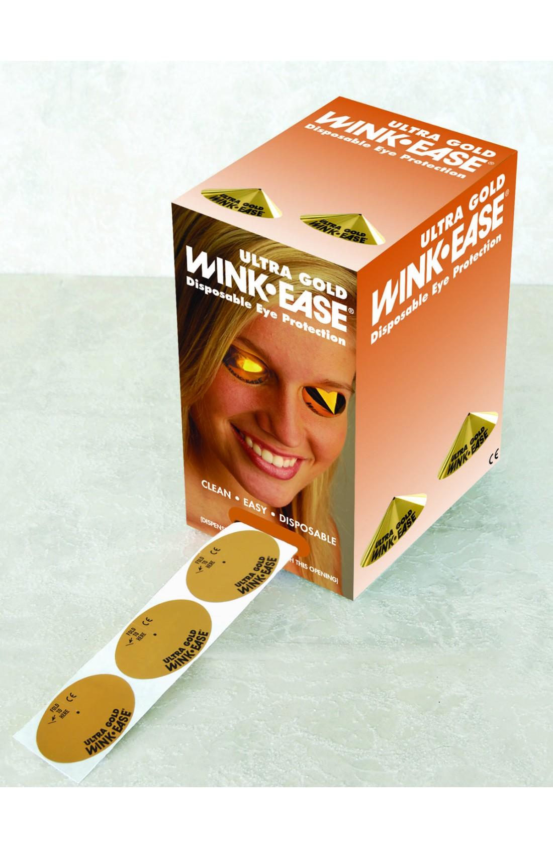 Wink-Ease Copriocchi protettivi monouso