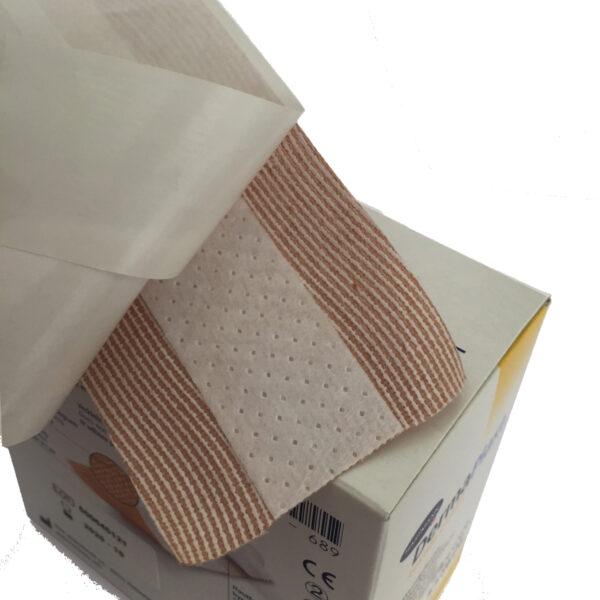 Cosmoplast cerotto elastico in tela H4x5mt