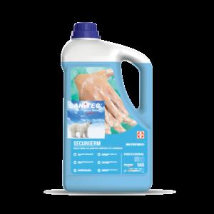 Securgerm - Sapone Mani con Antibatterico - 5lt