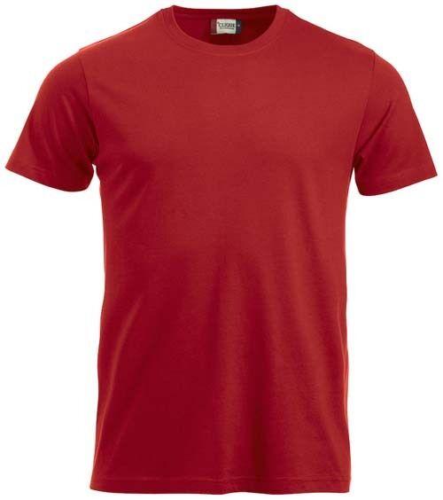 T-shirt CLIQUE rossa