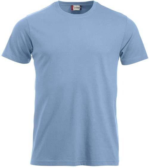 T-shirt Clique ceruleo