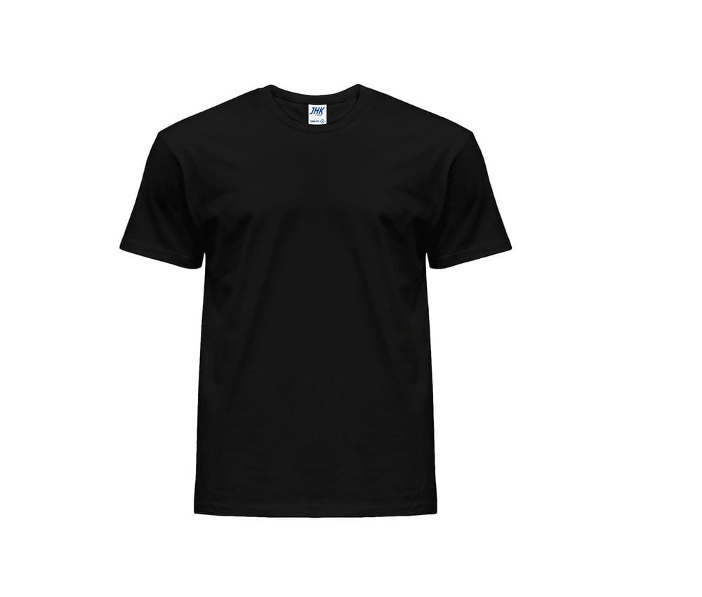T-shirt JHK nera