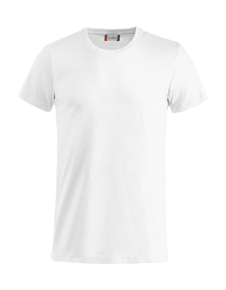 T-shirt CLIQUE bianca