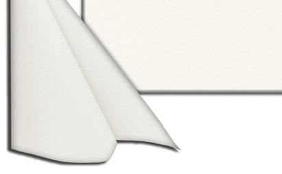 Tovaglia airlaid bianca