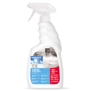 Cloro gel - 750 ml