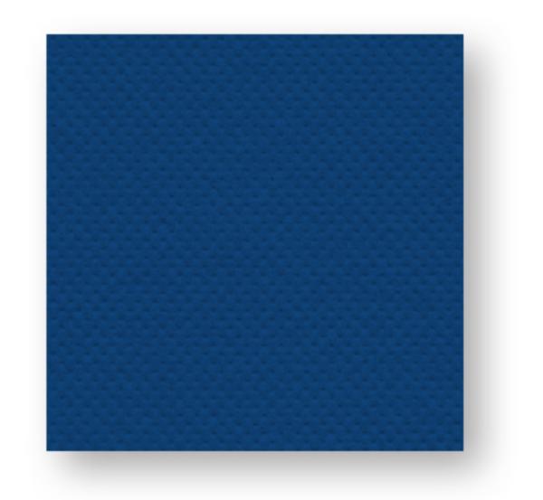 Tovaglioli blu microincollati